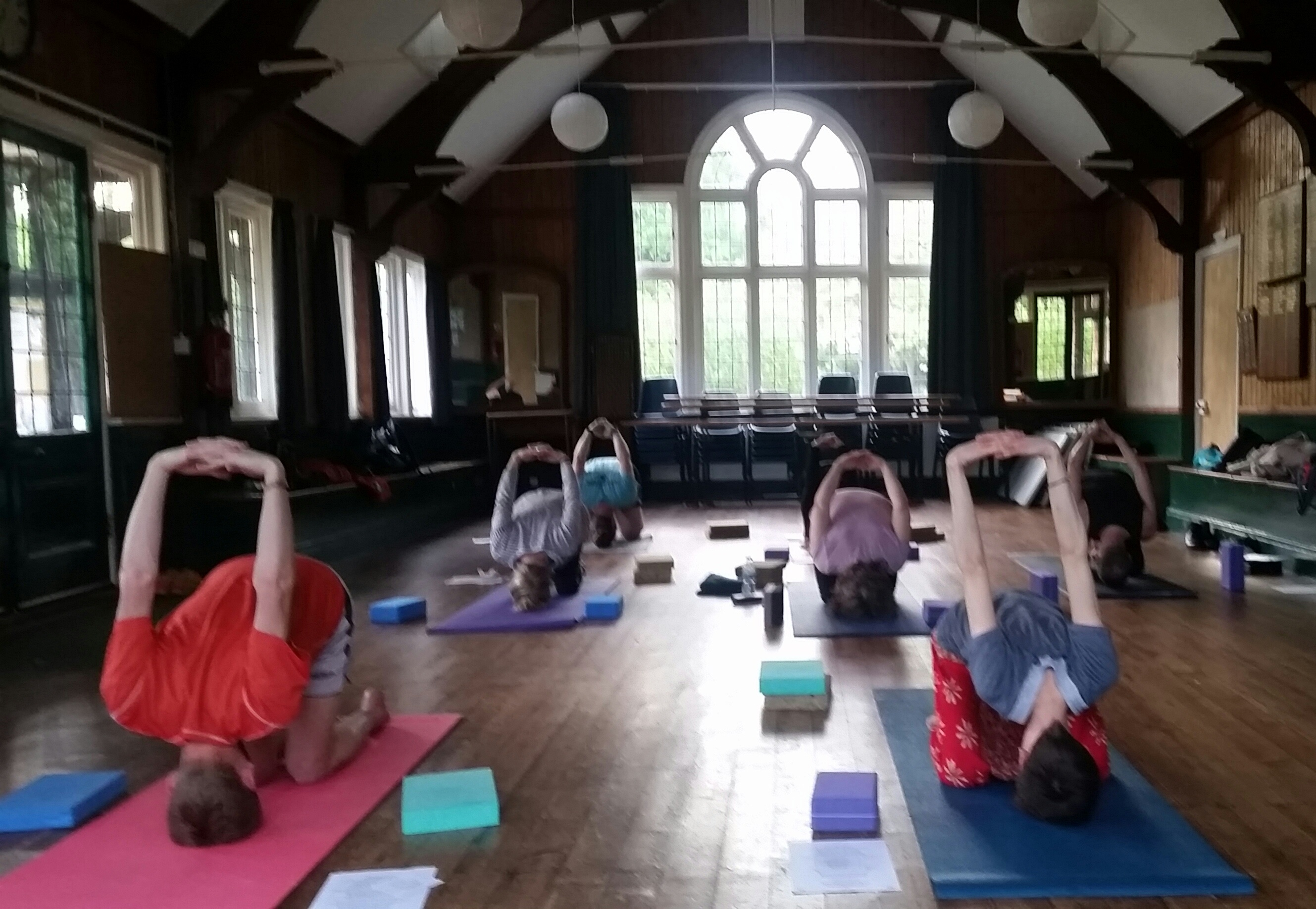 Yoga in Portswood