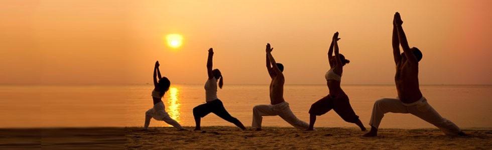 Yoga-Class-Beach